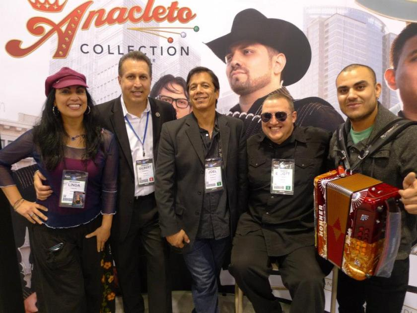 Hohner Booth1