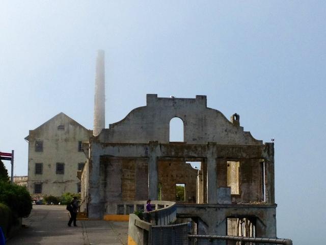 Alcatraz fog