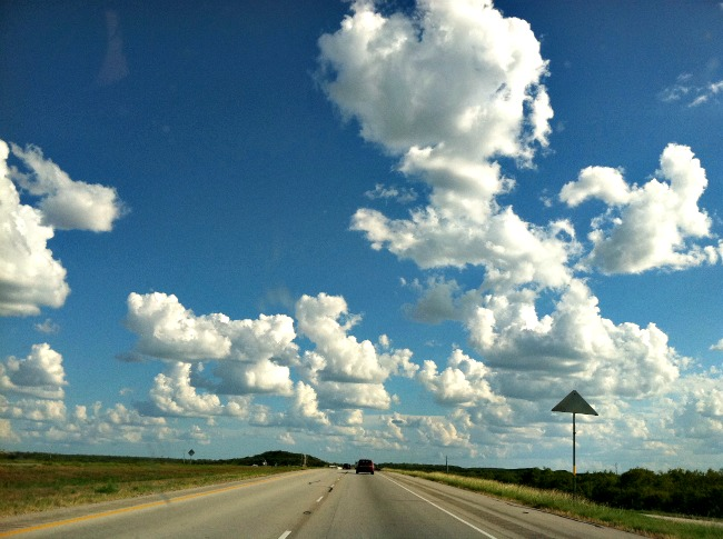 texas skies1929